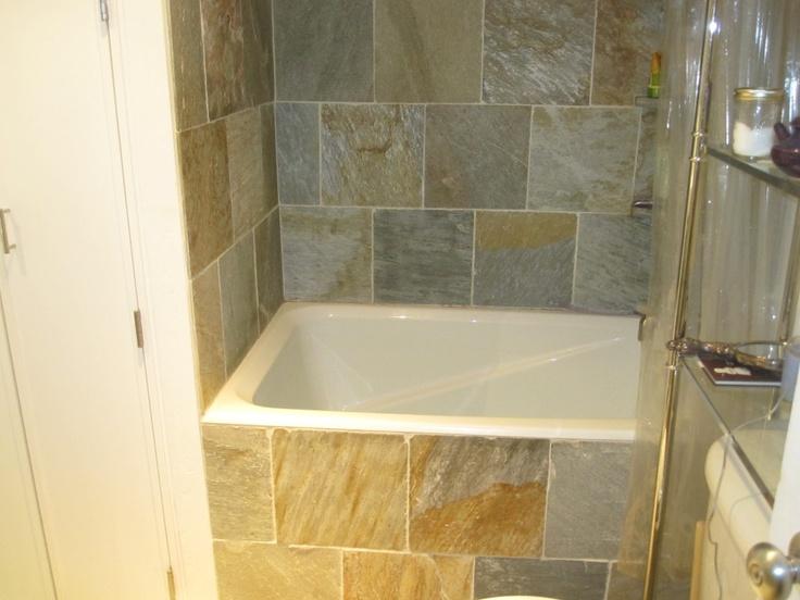 Kohler Greek Tub Shower Combo Bathroom Pinterest