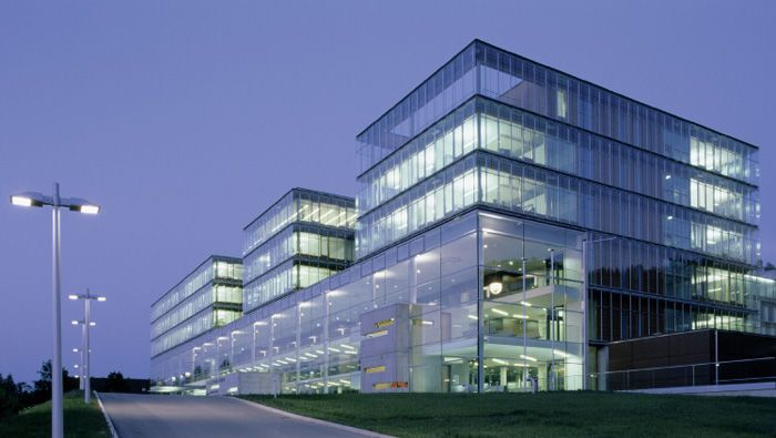 Modern Glass Office Building - Google Search