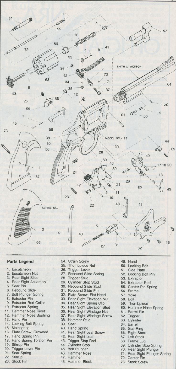 Remington 870 Exploded Drawing Remington870partsdiagram Nylon 66 Parts Diagram