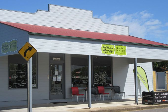 Image result for the letter cafe red hill