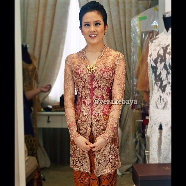 Model Hijab Kebaya Kartini
