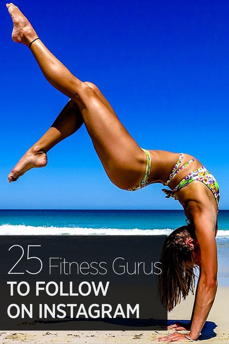 25 Inspiring Fitness Girls To Follow On Instagram Beauty Fitness Girls And Diet