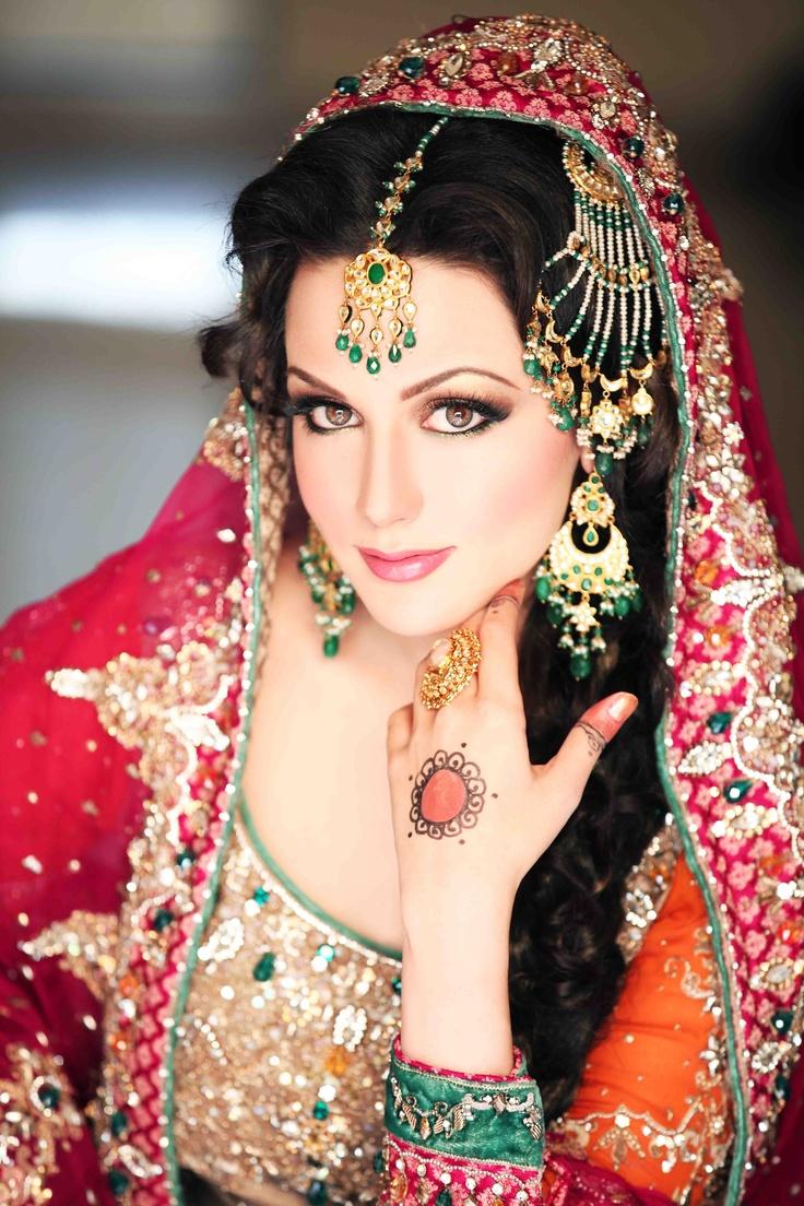 Pakistani Bride pakistani Pinterest Models, Jewelry