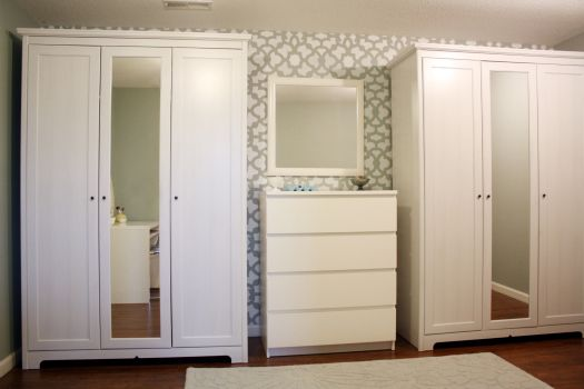His And Hers Armoire Ikea Wardrobes Httpwwwikeacomus
