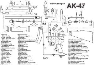 exploded gun diagrams  Google Search | Armory | Pinterest