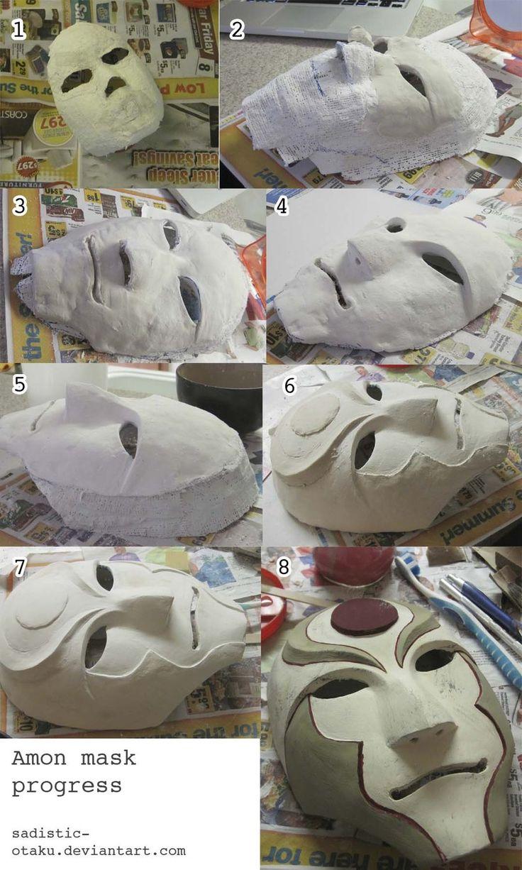17 Best Images About Carnival Masks On Pinterest Plaster