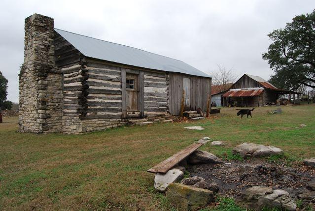 Seward Plantation Slave Cabin and Outbuildings, Texas