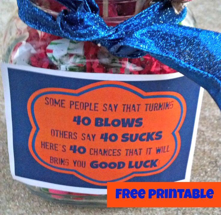 crazylou 40th Birthday Gifts for Men Birthday ideas