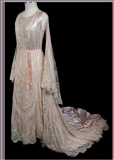 1910 Wedding Gown 1910 Dresses Pinterest Lace The O