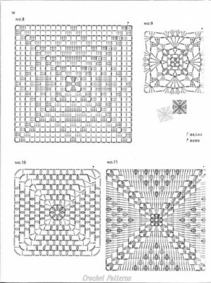 1000 images about Crochet patternsdiagrams on Pinterest