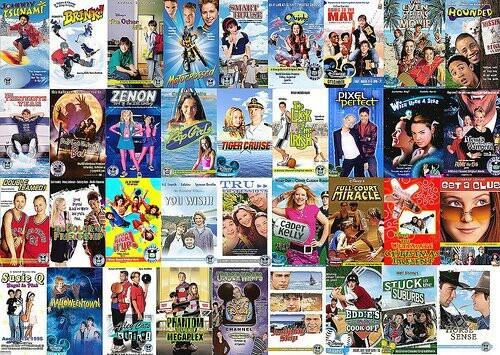 A list of the old Disney Channel Original Movies Old