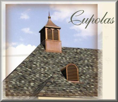 French Roof Fineals Copper Awnings Chimney Caps
