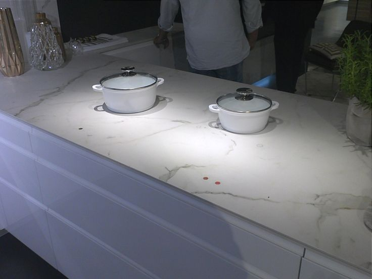 This Magic Hob Within A Worktop Is Called TPB TechA