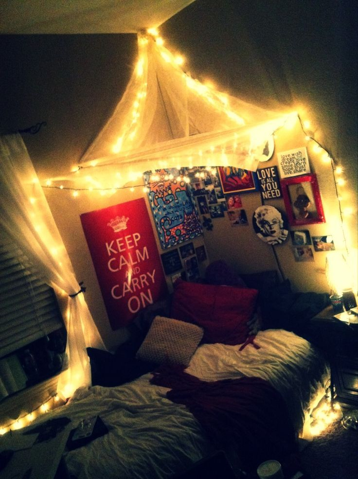 Hipster Teen Bedroom bedroom! I love it. It's so hipster