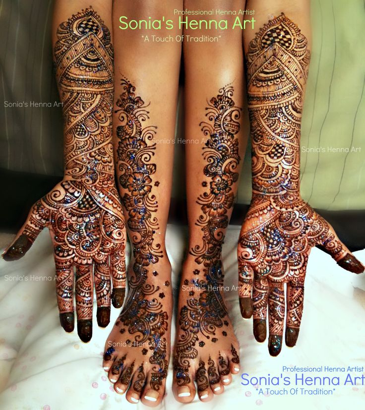 Copyright © Sonia's Henna Art Bridal Mehndi done in