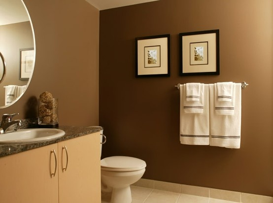97 Best Images About Brown Bathrooms On Pinterest
