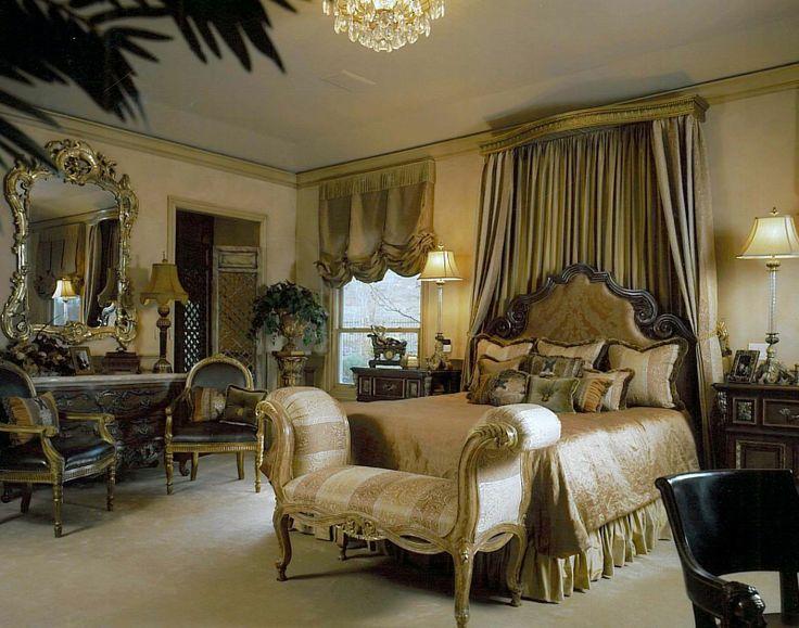TUSCAN ELEGANT MASTER BEDROOM