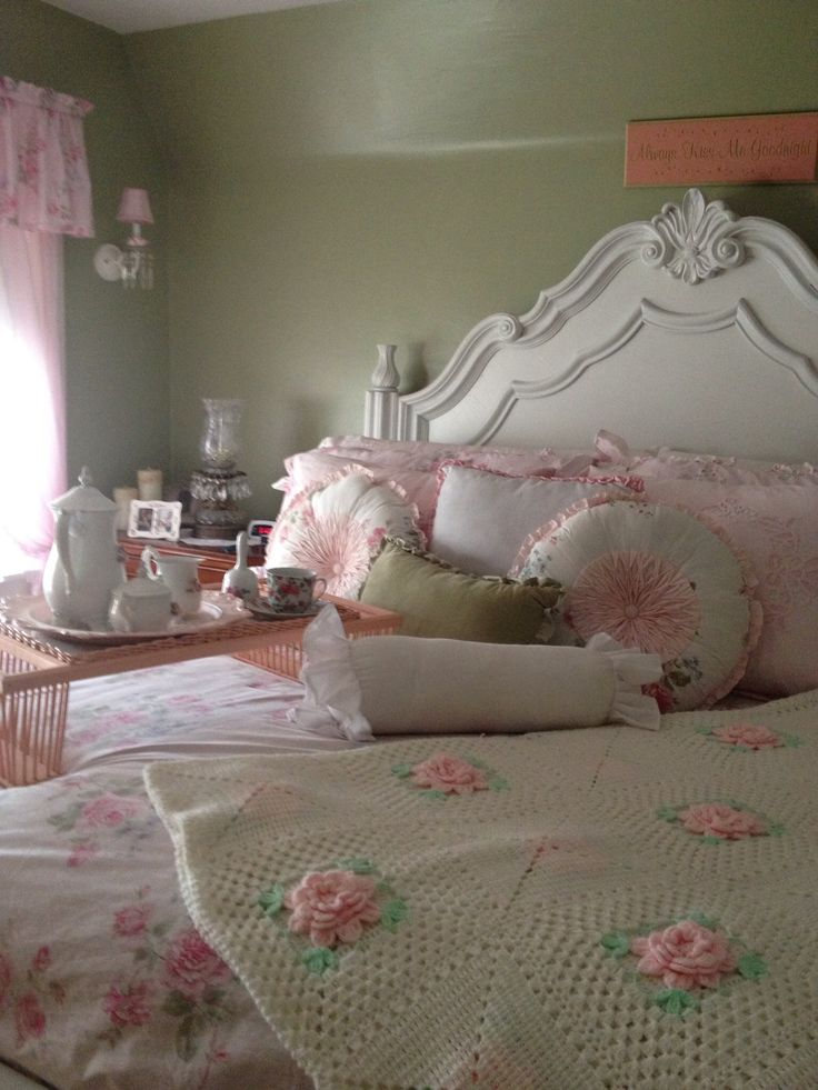 Master Bedroom Painted Sage Green Our Home Pinterest
