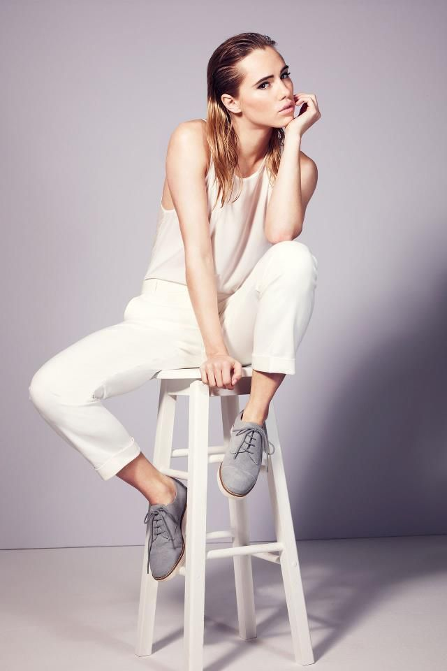 Suki Waterhouse models French Connection
