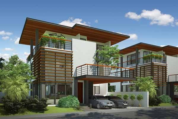 Philippines, House And Modern Asian