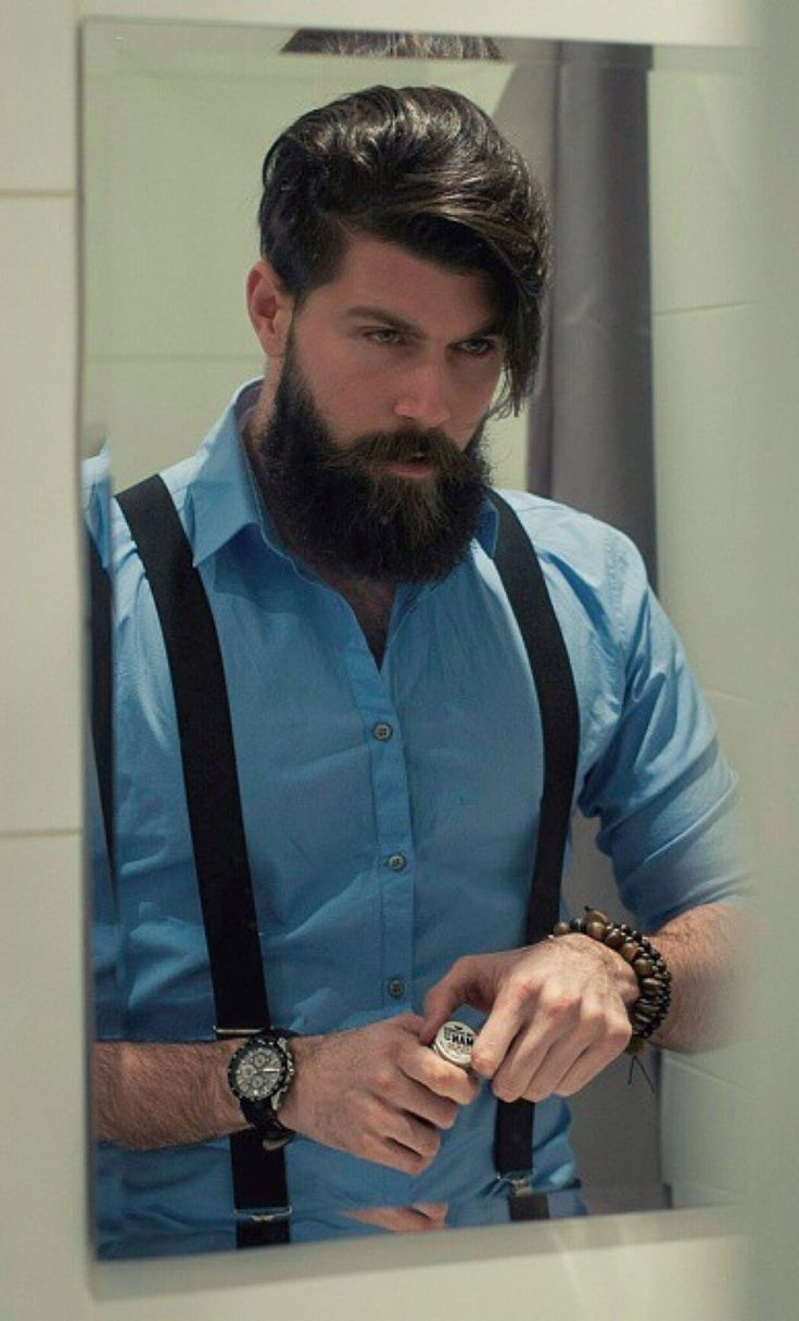 Beauty Makeup And More Facial Hair Styles For Men To Try