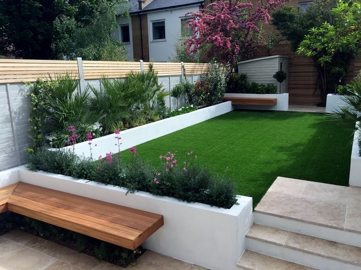 1000+ Ideas About Small Garden Design On Pinterest