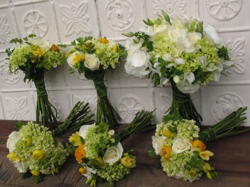 17 Best Images About Yellow & Green Wedding On Pinterest