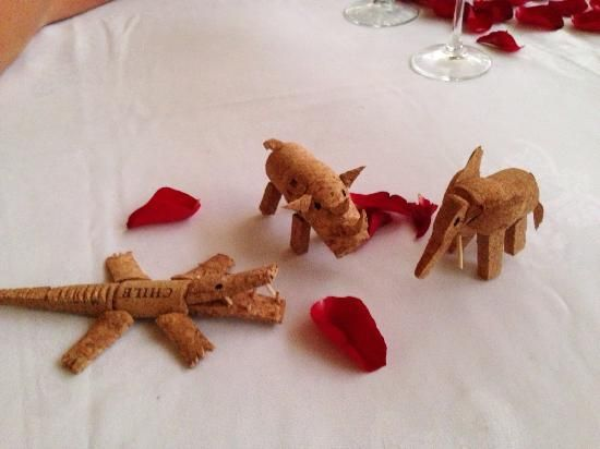 Animals Made Out Of Corks - Google Search
