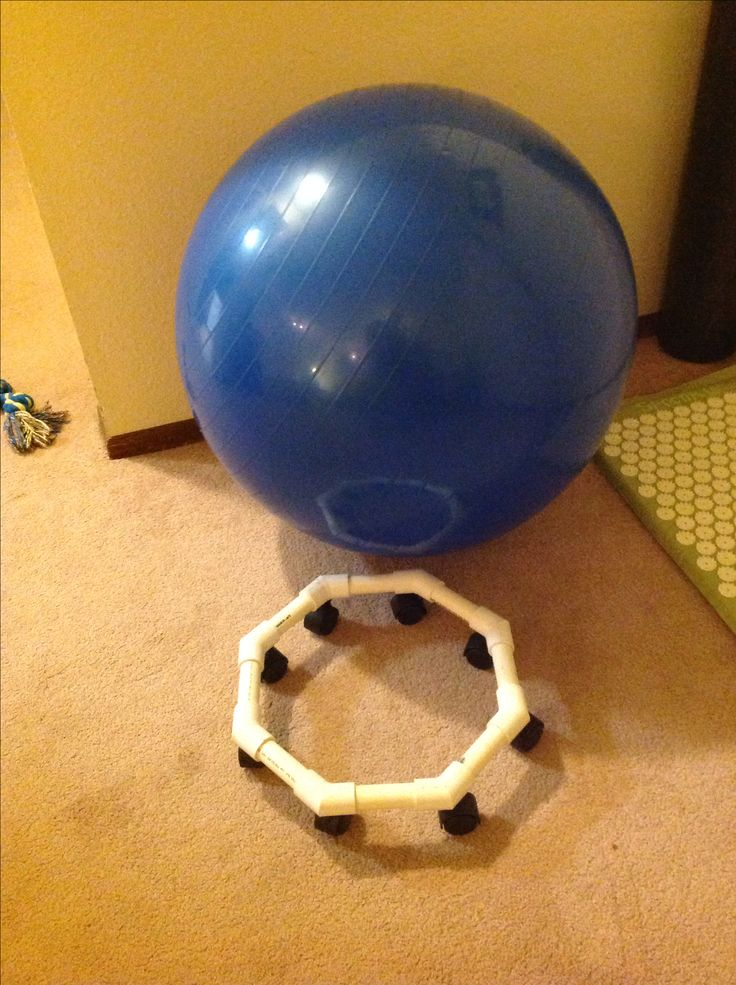 Exercise Ball base Chairs Pinterest Fur, Exercise