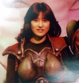 大島由加里先生のスーツアクターデビューはギャバンのダブルガール役でした。 #特撮 #ギャバン #宇宙刑事 #スーツアクター #アクション #スタント #アクロバット #トリッキング #パルクール #エクストリームマーシャルアーツ
