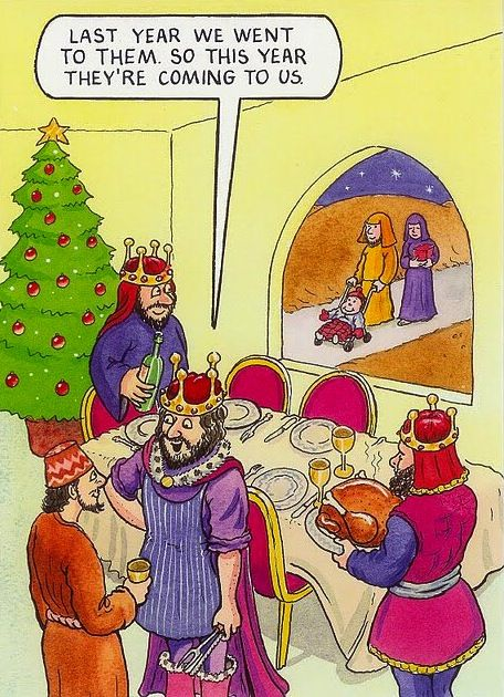 Next Years Christmas Christian Funny Cartoons