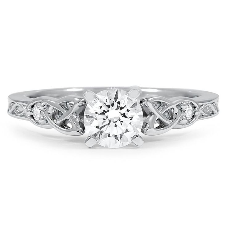 34 Best Images About Rings On Pinterest White Gold