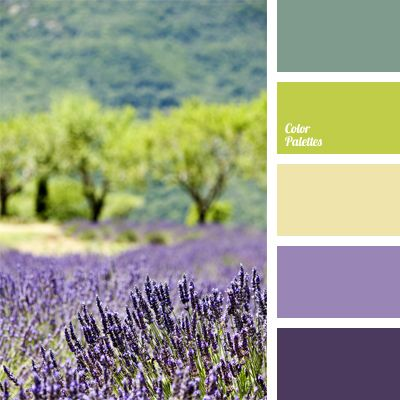 This Provence scheme is very appropriate when decorating the interior of a country house or if you prefer vintage and cute things