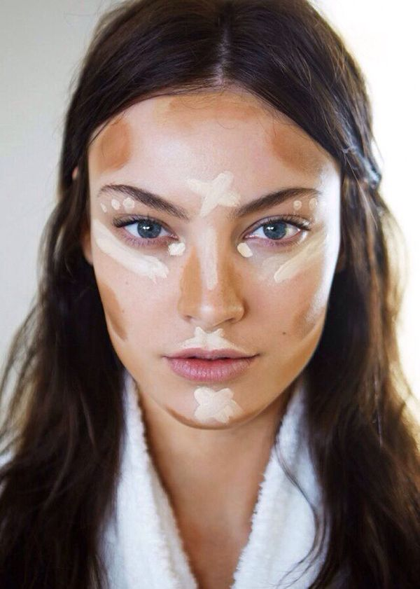 How to contour the correct way!