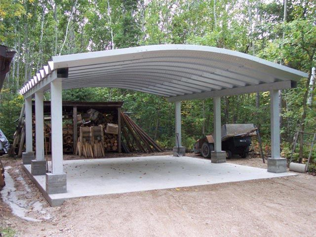 Carport Kits Amp Shelters Future Buildings Rv Parking