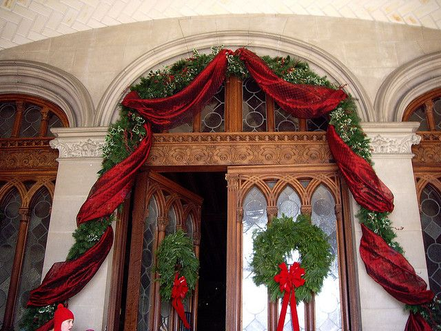 Biltmore Holiday Decor