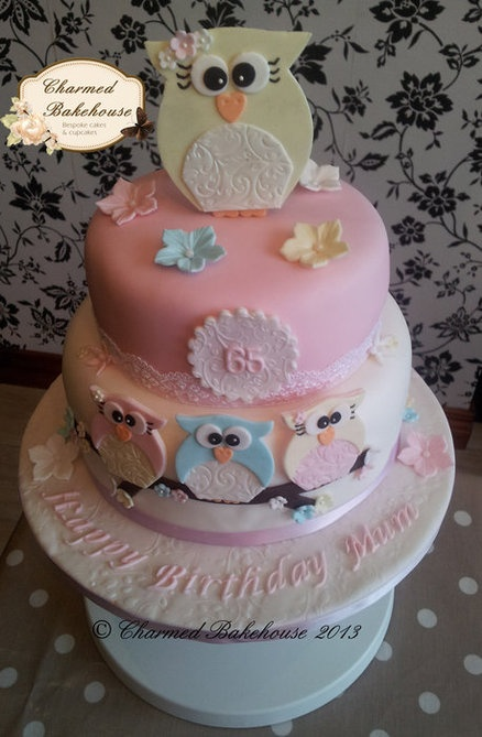 37 Best Birthday Cakes For 65 Year Olds Images On Pinterest