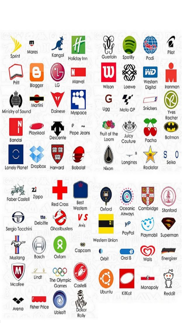 Logo Quiz Answers for Android Video games I play