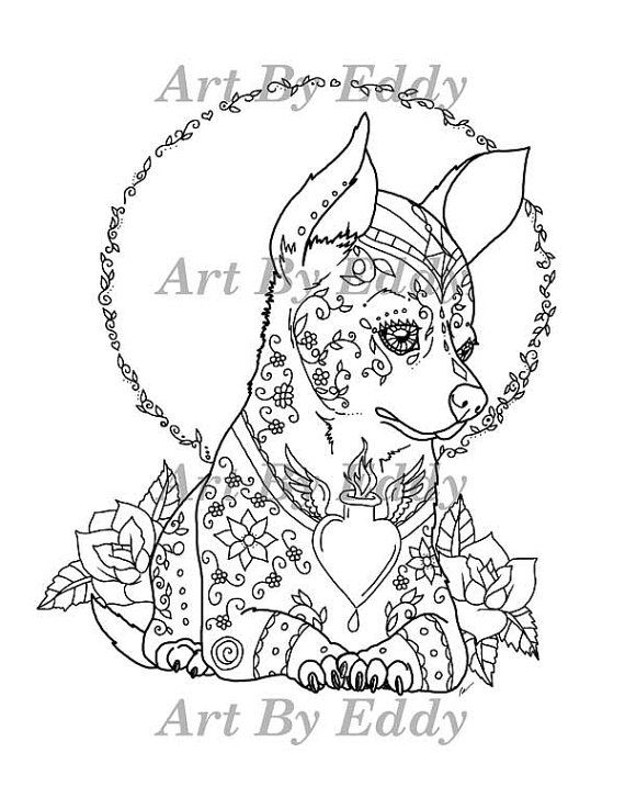 9 best images about art of chihuahua on pinterest