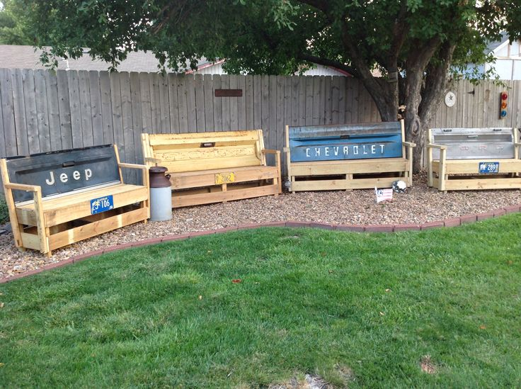 Tailgate Benches For Sale Jc Creations Pinterest For