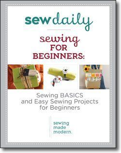 This will be helpful for my daughter now that shes got a sewing machine!     Sew