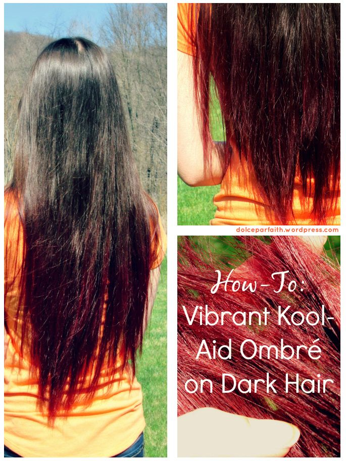 15 Best Images About Koolaid Hair Dye On Pinterest