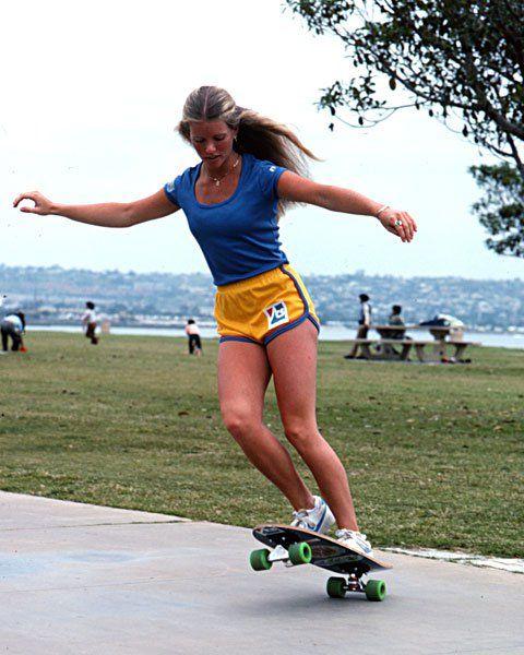 Tony Hawks First Skateboard