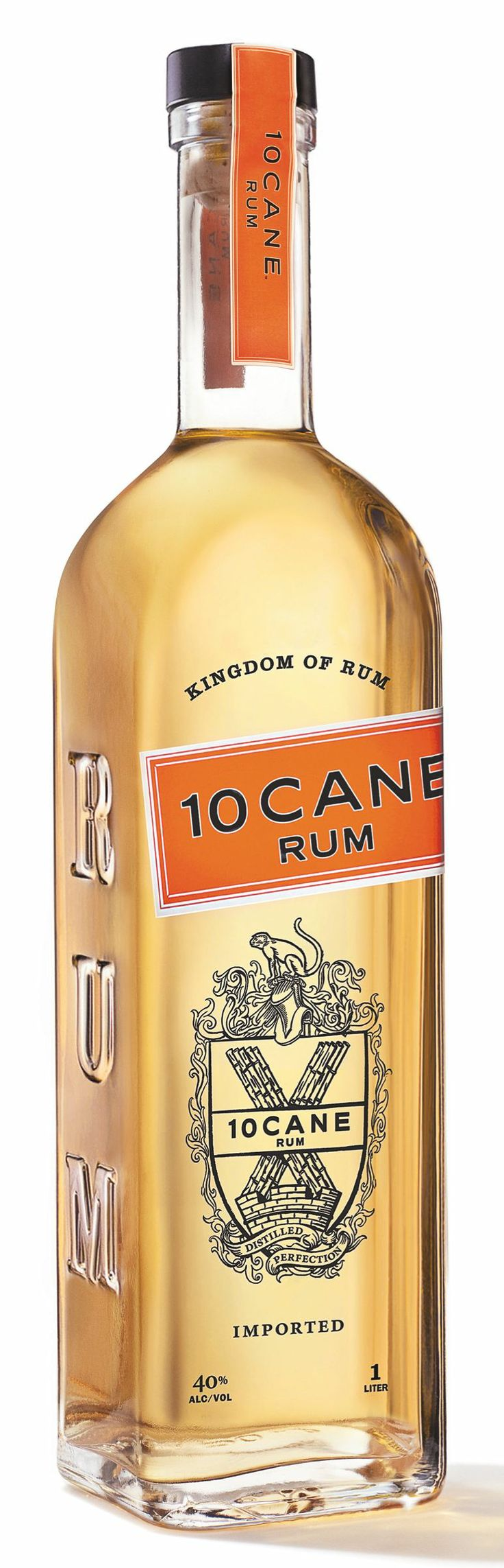 10Cane Rum Country Trinidad and Tobago Distiller
