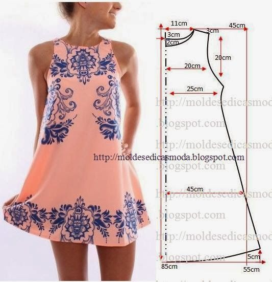 simple dress, I'd make it a tad longer in length and maybe deepen the neckline j