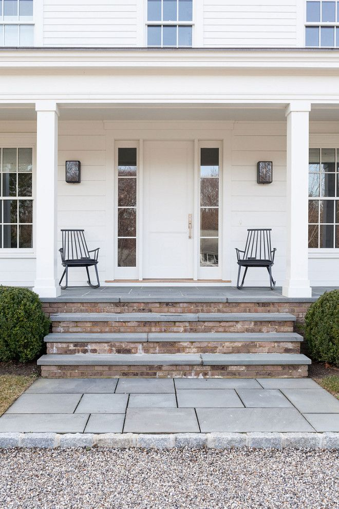 25 Best Porch Steps Ideas On Pinterest Front Door Steps