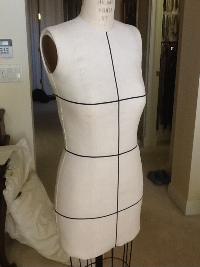 17 Best Images About Sewing Dressform Dress Form Dummy