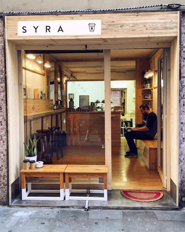 Syra Coffee – Gràcia , Barcelona