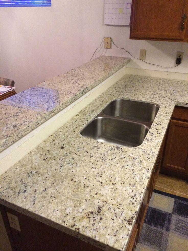 Giallo Fiesta Granite Granite Countertops Pinterest
