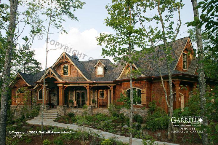 Garrell Associates, Inc. Tranquility House Plan 07430
